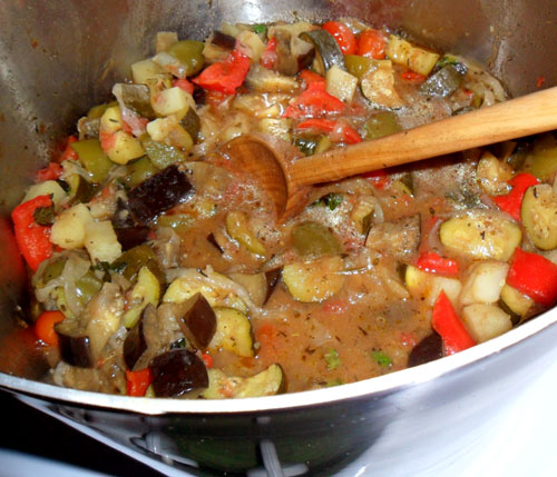 giambotta Italian stew