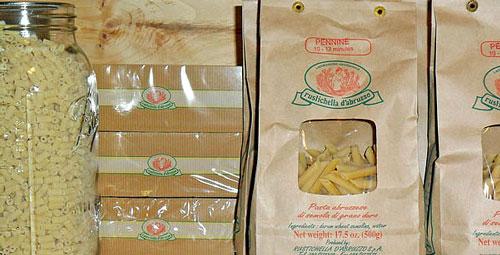rustichella pasta