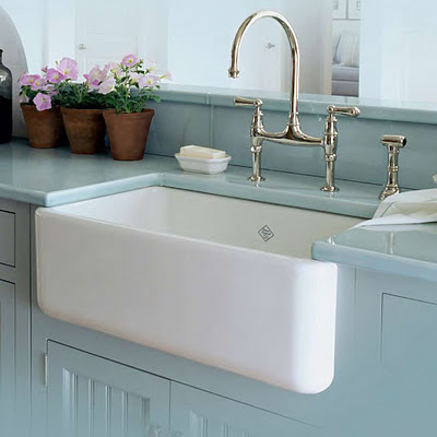 rohl farmhouse sink