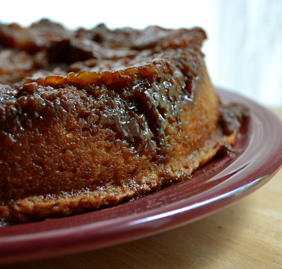 super-caramel pineapple upside down cake « the eclectic faerie